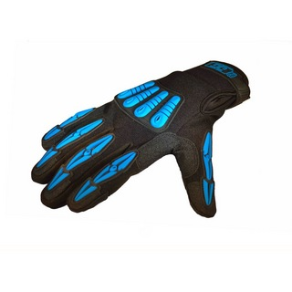 GiG Gear THERMO Gig Gloves Black/Blue XX-Large グローブ