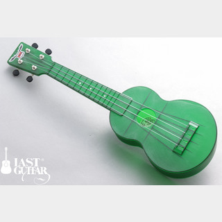 OUTDOOR UKULELESoprano Green Nickel
