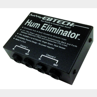 Ebtech Audio HUM ELIMINATOR HE-2