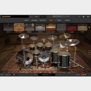 IK Multimedia 【初回限定特価】MODO DRUM Crossgrade版