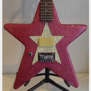 Daisy Rock Debutante Star Short Scale Lefty
