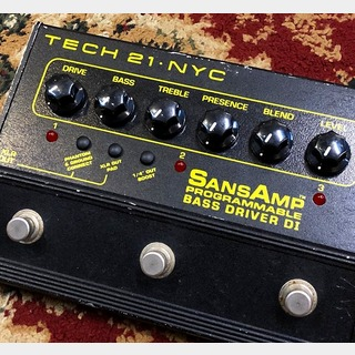 Tech 21 SANSAMP TRI-A.C. 【USED】【渋谷店】