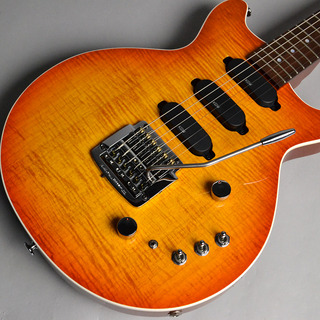 Kz Guitar Works  Kz One Standard 3S11 Kahler Figured Maple Original Burst