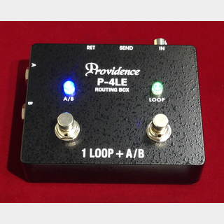 Providence P-4LE 1LOOP+A/B 【展示チョイキズ特価】