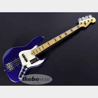 Fender American Ultra Jazz Bass (Cobra Blue/Maple)