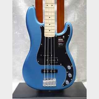 Fender American Performer Precision Bass Satin Lake Placid Blue【決算セール2020!】 【浜松店】