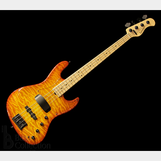 Sadowsky NYC Standard 4st/21F / 90's Mood (Private Stock QM Top / Solid Ash Body) '18 【USED】