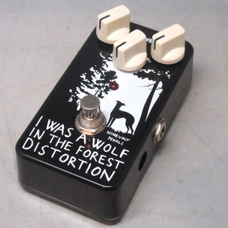 NINEVOLT PEDALSI WAS A WOLF IN THE FOREST DISTORTION 【心斎橋店】