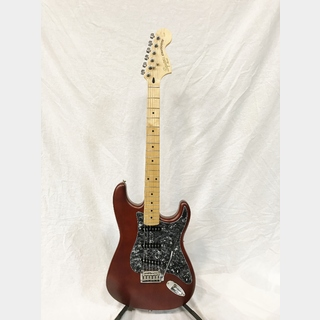 Squier by Fender Satndard Stratocaster Satin Walnut 【中古美品】