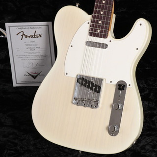 Fender Time Machine Series 1959 Telecaster N.O.S. Rosewood Fingerboard Ash Body White Blonde【御茶ノ水本店