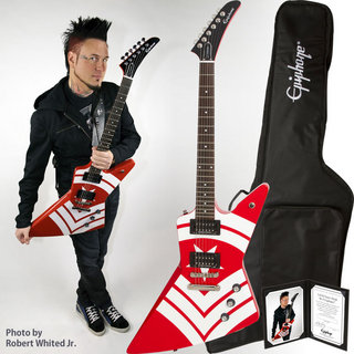 "Epiphone Limited Edition Jason Hook ""M-4"" Explorer Outfit 【展示品処分特価】"