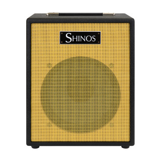 SHINOS&L 【新規取扱商品】【1/10入荷】ROCKET EXTENSION SPEAKER 112 Oval Back Black Tolex