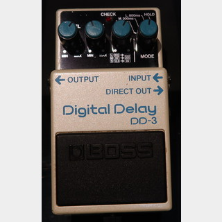 BOSS Digital Delay DD-3 / 91年製
