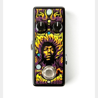 Jim Dunlop JHW1 Authentic Hendrix '69 Psych Series Fuzz Face Distortion