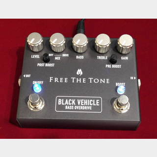 Free The Tone BLACK VEHICLE BV-1V 【ベースドライブ】