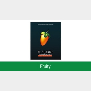 IMAGE LINEFL STUDIO 20 Fruity