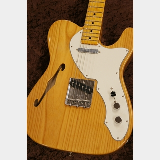 Fender American Original 60s Telecaster Thinline -Aged Natural-