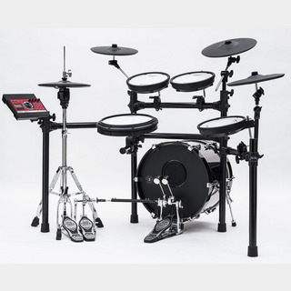 Roland TD-17IKEBEX with KD-180 [Roland x Drum Station V-Drums Kit / Real Type Bass Drum]