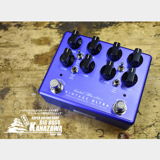 Darkglass Electronics VINTAGE ULTRA Limited Blue Edition【限定カラー!】