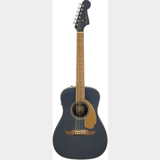 fender acoustic Malibu Player Walnut Fingerboard Midnight Satin  【WEBSHOP】