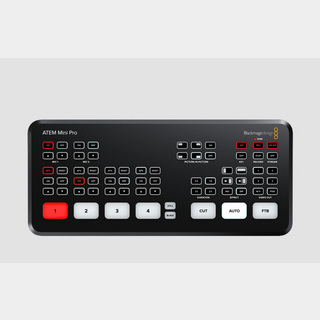 BlackMagic Design ATEM Mini Pro スイッチャー 動画配信