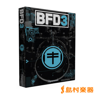 fxpansion BFD3 SP w/ USB 2.0