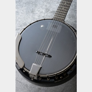 DEAN Backwoods 6 Banjo w/Pickup Black Chrome [BW6E BC]《バンジョー》【送料無料】