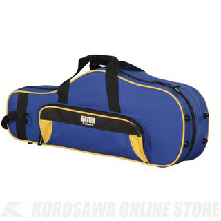 GATOR GL-ALTOSAX-YB Blue&Yellow