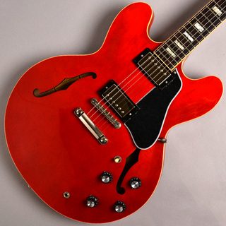 Gibson Memphis ES-335 TRADITIONAL Antique Faded Cherry #13177702【MEMPHIS】【送料無料】
