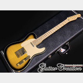 Fender Japan Exclusive Richie Kotzen Telecaster Brown Sunburst 2016年製【MAPLE TOP】w/FENDER CASE 3.6kg