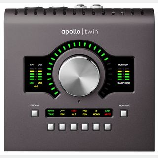 Universal Audio Apollo Twin MKll QUAD