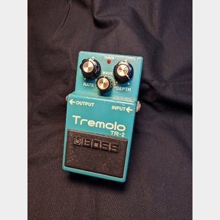 "BOSS TR-2 Tremolo ""MADE IN TAIWAN"""