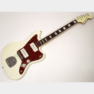 K.Nyui Custom Guitars KNJM / Vintage White Matching Head #1044
