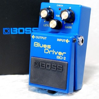 BOSS BD-2 Blues Driver #C5J1837 ☆送料無料12/25 20:30まで!☆
