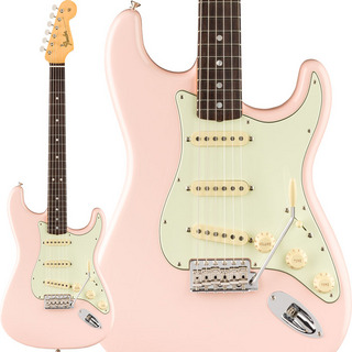 Fender USAAmerican Original '60s Stratocaster (Shell Pink) [Made In USA]]【お取り寄せ品】