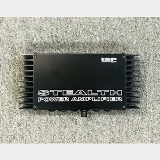 iSP TechnologiesSTEALTH Power Amplifier