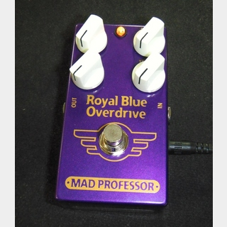 MAD PROFESSOR Royal Blue Overdrive FAC 【当店限定特価】【台数限り】