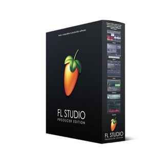 Image-Line FL STUDIO 20 Producer DAWソフトウェア