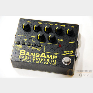 Tech 21SANSAMP BASS DRIVER DI V2 [VG051]