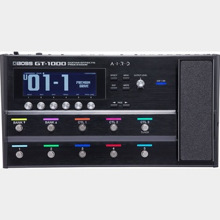 BOSSGT-1000 Guitar Effects Processor 【未開封品即納可】