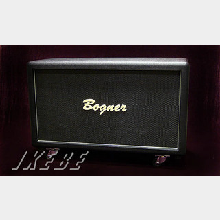Bogner 2×12Cabinet Closed Back 16Ω 【Black】