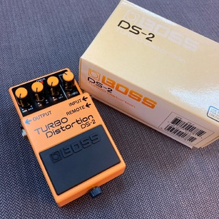 BOSSDS-2 TURBO Distortion