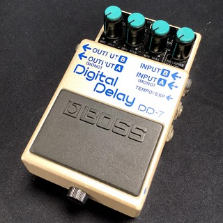 BOSS DD-7 Digital Delay【USED】