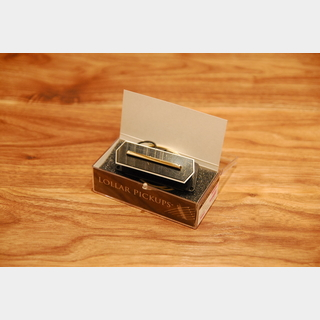 LOLLAR PICKUPS Charlie Christian  for Telecasters/Neck/Body Mount/Black