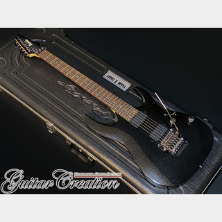 Ibanez Prestige Series RGA220Z CYB 2010年製【Crystal Black】w/Original Hard Case 3.7kg