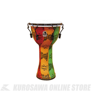 "TOCAFreestyle II Djembe 10"" - Spirit - Synthetic Head[TF2DM-10S]《ジャンベ》【送料無料】"