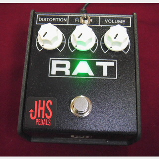 "JHS Pedals Proco RAT2 ""Pack Rat"" + 9V Power 【2月20日までタイムセール大特価】【1台限り展示入替】"