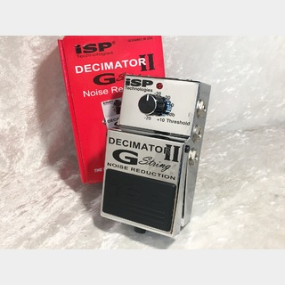 iSP Technologies DECIMATOR G STRING II Noise Reduction