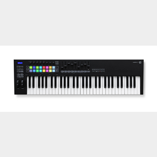 Novation Launchkey61 MK3 MIDIキーボードコントローラー【WEBSHOP】