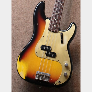 Fender Custom Shop 1959 Precision Bass Relic 3TS【軽量個体3.9kg】【2008年製】【USED】